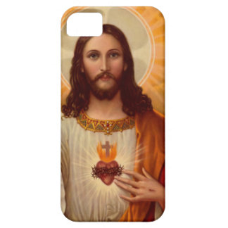 Jesus I Phone 5 Case