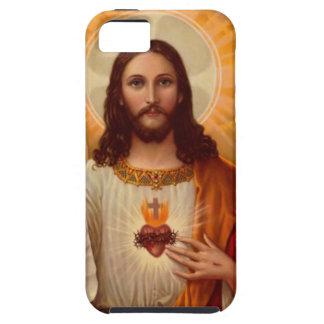 Jesus I Phone 5 VIBE Case