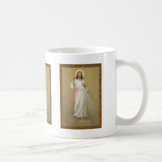 Jesus I Trust In You Classic White Coffee Mug