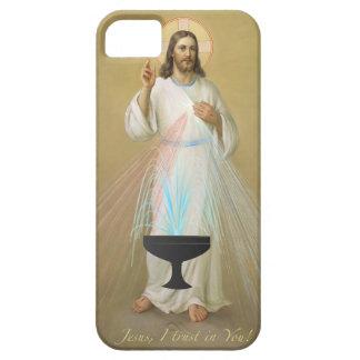 Jesus I Trust In You iPhone 5 Case