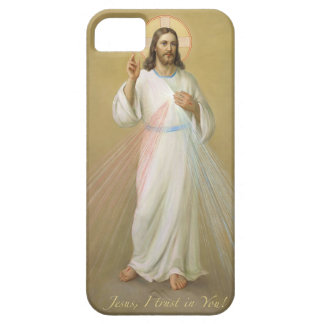 Jesus I Trust In You iPhone 5 Cover