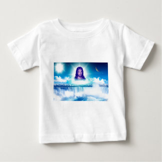 Jesus image baby T-Shirt