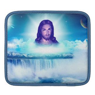 Jesus image sleeve for iPads