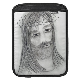 jesus in agony sleeves for iPads