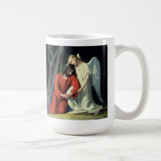 Jesus in the Garden of Gethsemane Coffee Mug