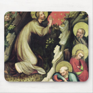 Jesus in the Garden of Gethsemane Mouse Pad