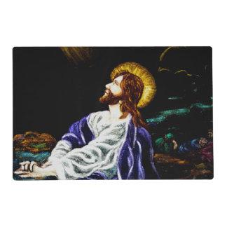 Jesus in the Garden of Gethsemane Placemat