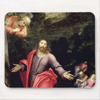 Jesus in the Garden of Olives, c.1590-95 Mouse Pad