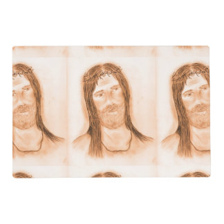 Jesus in the Light Placemat