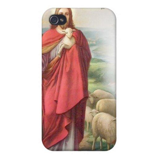 Jesús iPhone 4/4S Carcasa