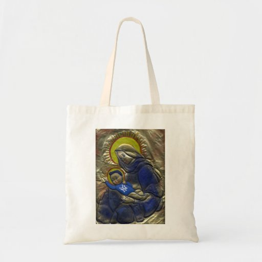 Jesus is a Yankees Fan Budget Tote Bag