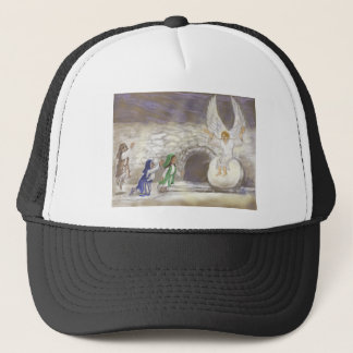 Jesus is Alive Trucker Hat