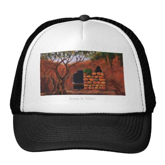 Jesus is Alive Trucker Hat