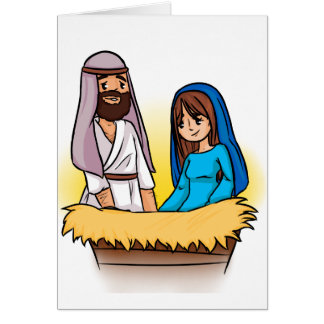 Jesus is Born Card