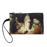 Jesus is Born Coin Wallets