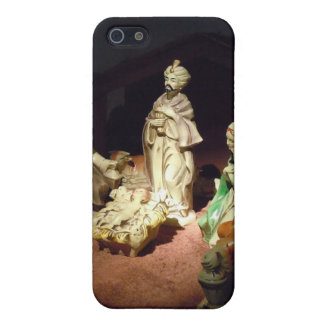 Jesus is Born Cover For iPhone SE/5/5s