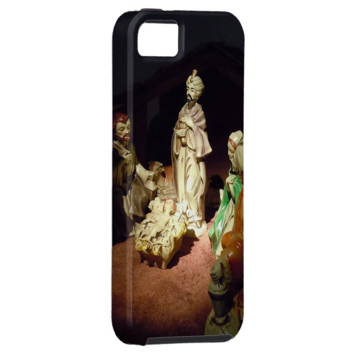 Jesus Is Born iPhone SE/5/5s Case