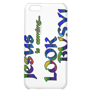 Jesus is coming...2 case for iPhone 5C