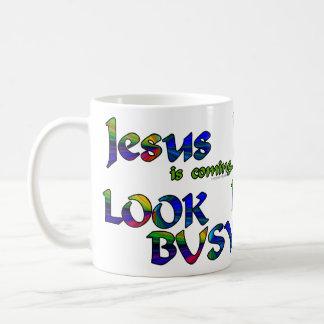 Jesus is coming...2 coffee mug