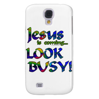 Jesus is coming...2 galaxy s4 covers