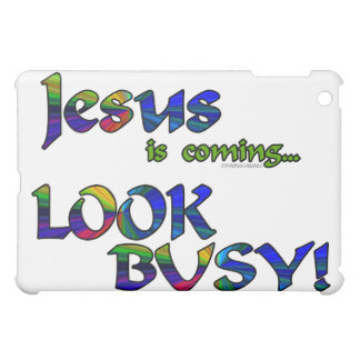 Jesus is coming...2 iPad mini cases