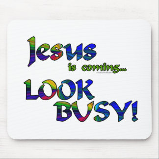 Jesus is coming...2 mouse pads