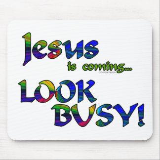 Jesus is coming...2 mousepad