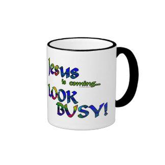 Jesus is coming...2 mug