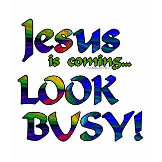 Jesus is coming...2 shirt