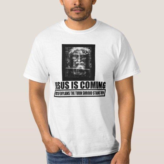Jesus is coming atheist T-Shirt