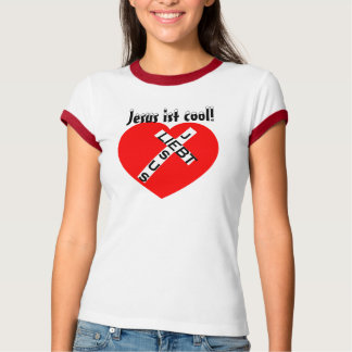 Jesus is cool! - Jesus loves, loves Jesus! T-Shirt