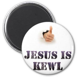 Jesus is Kewl Magnet