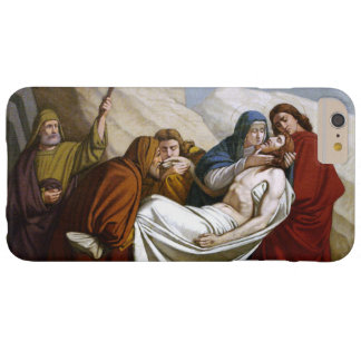 Jesus is Laid in the Tomb Stations of the Cross 14 Barely There iPhone 6 Plus Case