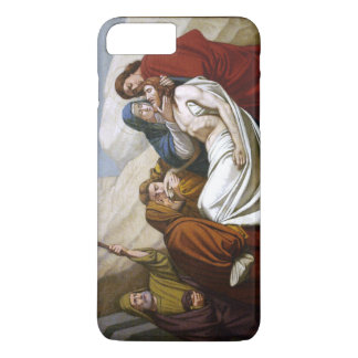 Jesus is Laid in the Tomb Stations of the Cross 14 iPhone 8 Plus/7 Plus Case