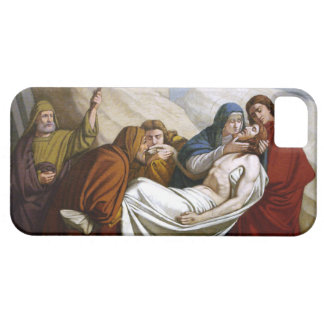 Jesus is Laid in the Tomb Stations of the Cross 14 iPhone SE/5/5s Case