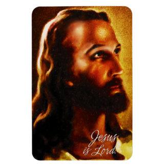 Jesus is Lord 1 Premium Magnet