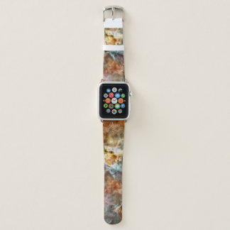 Jesus is Lord 6 Carina Nebula Apple Watch Band