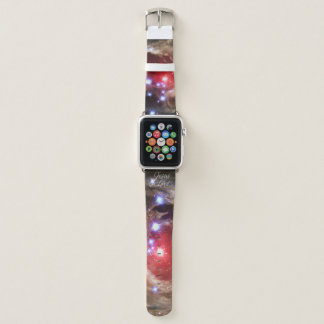 Jesus is Lord 7 Light Echo Apple Watch Band