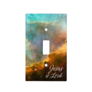 Jesus is Lord 9 Light Switch Cover