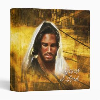Jesus is Lord AA Binder