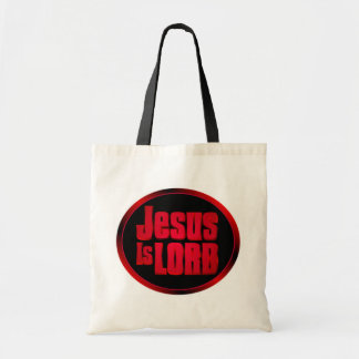 Jesus is Lord Christian gift design Tote Bag