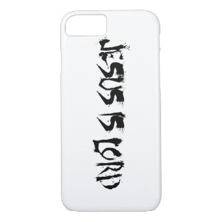 Jesus is Lord iPhone 8/7 Case