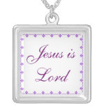 jesus, lord, necklace, jewelry, fashion, luxury,