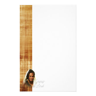 Jesus is Lord Stationery