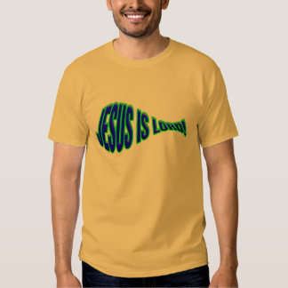 Jesus is lord. t-shirt