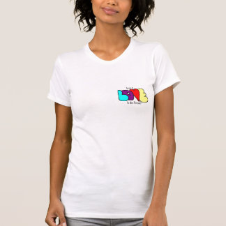 Jesus is love is the answer t4 tshirts