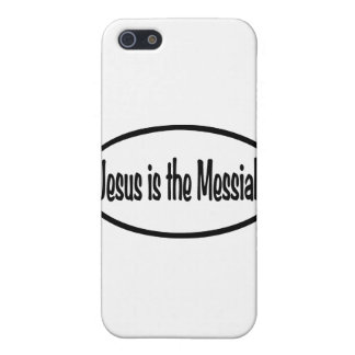 Jesus is Messiah Cover For iPhone 5