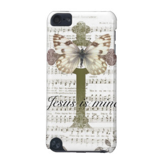 Jesus is Mine Butterfly iPod Case iPod Touch (5th Generation) Case