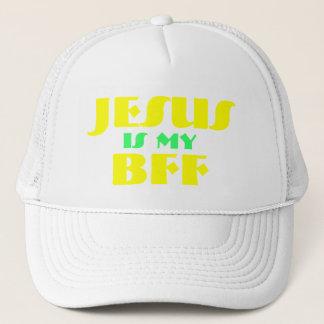 JESUS is my BFF. Trucker Hat