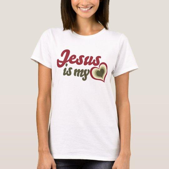 Jesus is my Heart T-Shirt